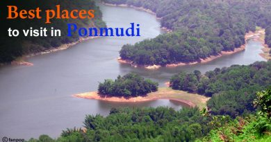 Best Places to Visit in Ponmudi