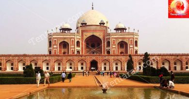 Exploring the richness of Humayun's Tomb