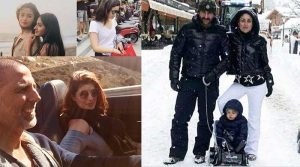 Bollywood stars heading abroad for New Year celebrations