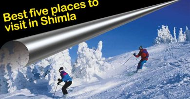 Five Best Places to Visit in Shimla