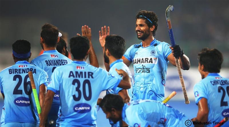 Hockey World League Final Germany Defeat India
