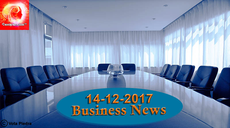 India business news headlines 14th December
