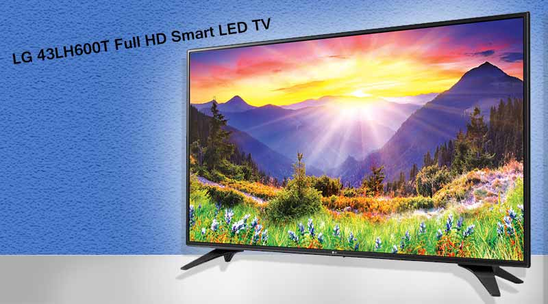 LG 43LH600T Full HD Smart LED TV
