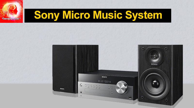 Sony Micro Music System