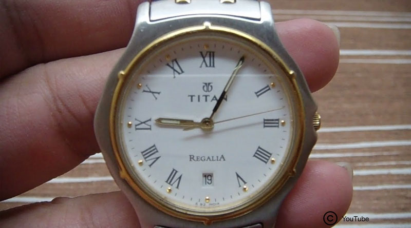 Titan Regalia Watch