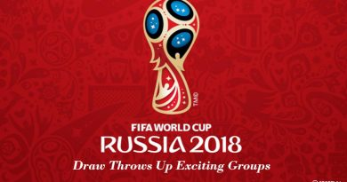 FIFA World Cup 2018 Russia Draw Throws Up Exciting Groups