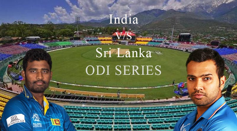 India vs Sri Lanka ODI Series First Match: India Crumble To Hand Sri Lanka A 1-0 Lead