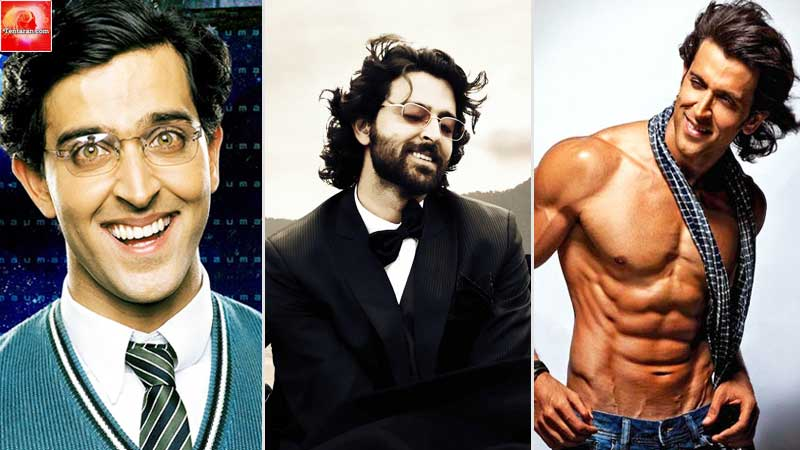 Hrithik is a versatile actor