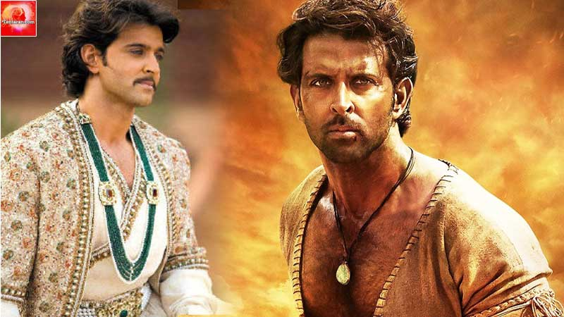 Hrithik in Historical roles