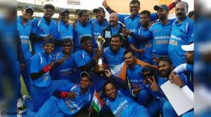 Blind Cricket World Cup: India Beat Pakistan To Retain Title