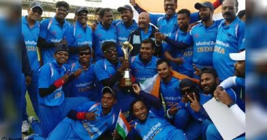 Blind Cricket World Cup India Beat Pakistan To Retain Title