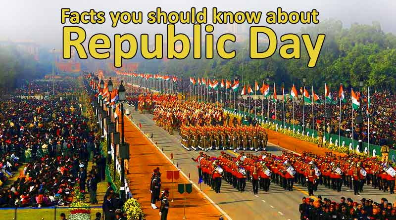 Facts you should know about Republic Day