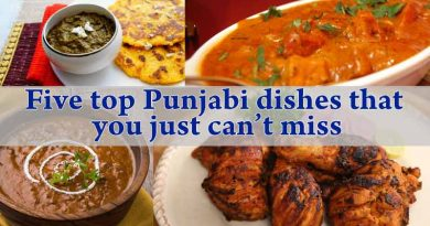Five top Punjabi dishes that you just can't miss