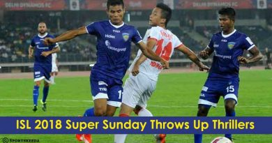 ISL 2018 Super Sunday Throws Up Thrillers