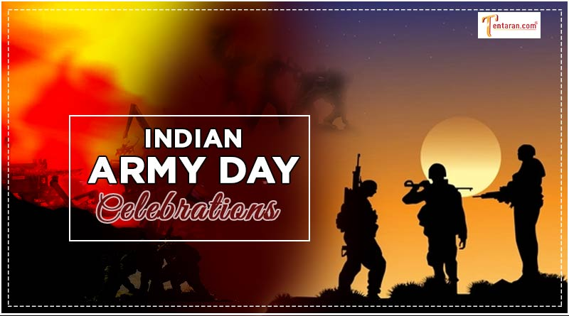 Indian army day celebrations
