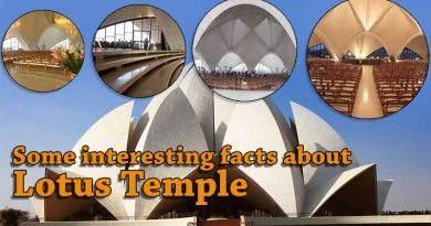 Lotus Temple Some interesting facts about Lotus Temple