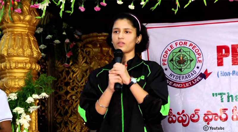 Naina Jaiswal Meet The Youngest Post Graduate Girl In Asia
