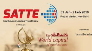 25th Edition of Travel Show SATTE Starts Off Today