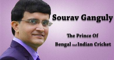 Sourav Ganguly The Prince Of Bengal And Indian Cricket