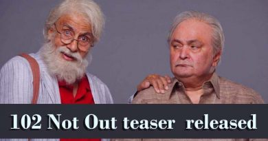 102 Not Out Teaser