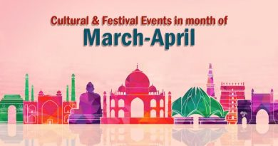Cultural and Festival Events in month of March-April