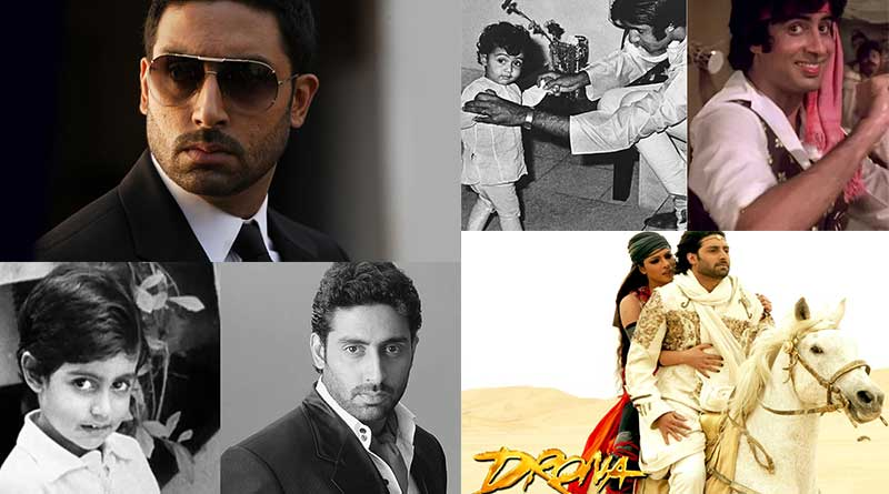 Some lesser known facts about Abhishek Bachchan