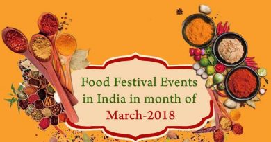 Food Festival Events in India
