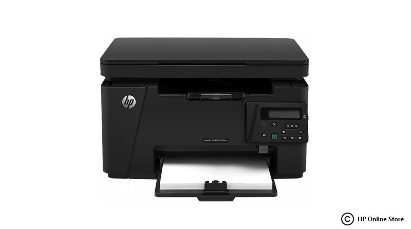 HP LaserJet Pro MFP M126nw All-in-One Wireless Printer