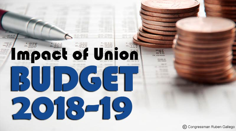 Impact of Union Budget 2018-19