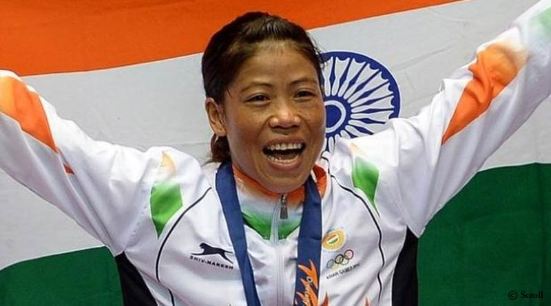 Mary Kom Five Time World Boxing Champion