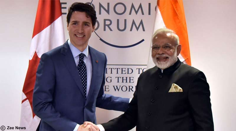 PM Narendra Modi welcomes Canadian PM Justin Trudeau Highlights