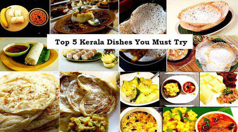 Five Top Kerala Dishes You Must Try