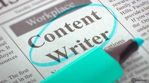 What do you need to become a Content Writer?
