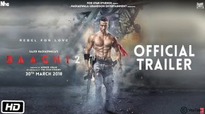 Trailer of Tiger Shroff and Disha Patani's Baaghi 2 is launched