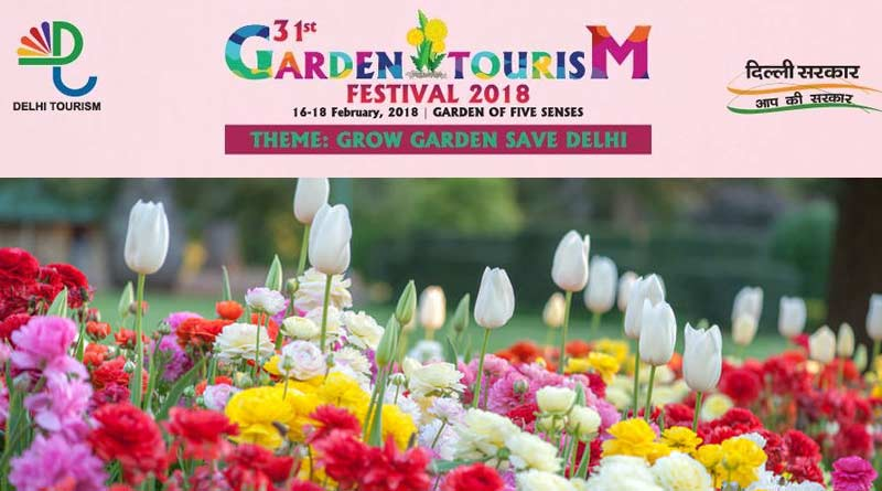 Garden Tourism Festival Events 2018