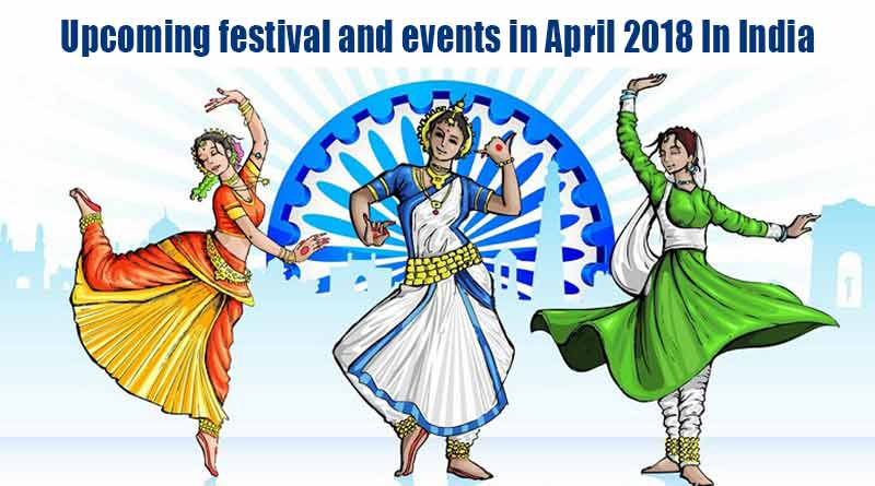 Upcoming festivals and events