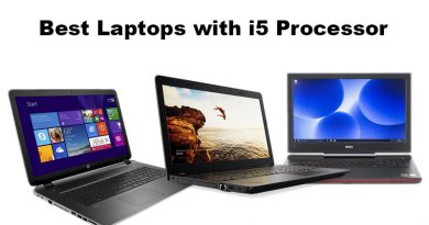 Best Laptops with i5 Processor