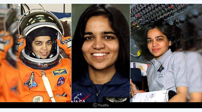 Kalpana Chawla first indian astronaut