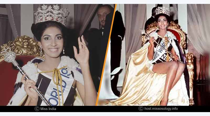 Reita Faria First Female Indian Miss World biography