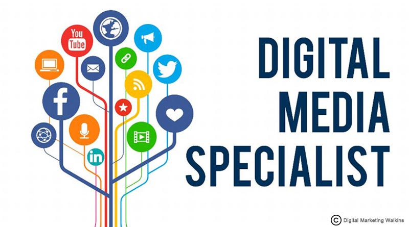 What does a Digital Media Specialist do