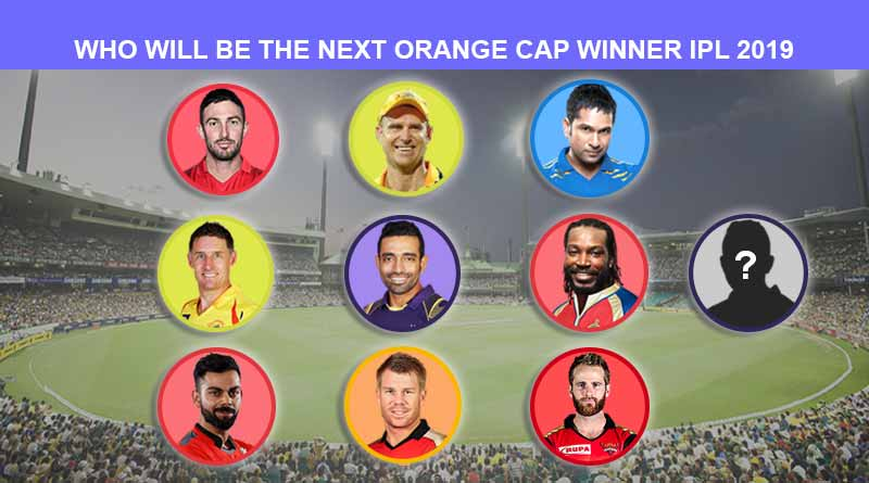 ipl 2019 orange cap