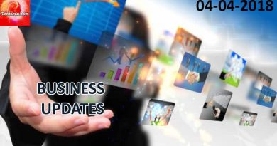 India business news headlines 4th April 2018