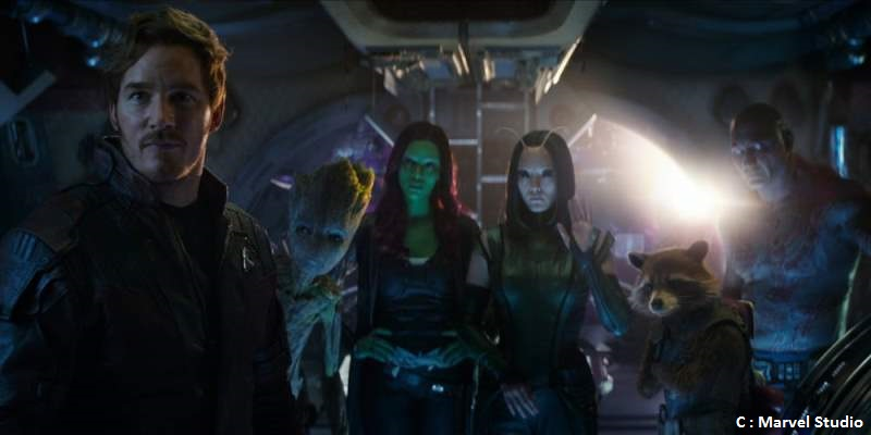 Thor and The Guardians