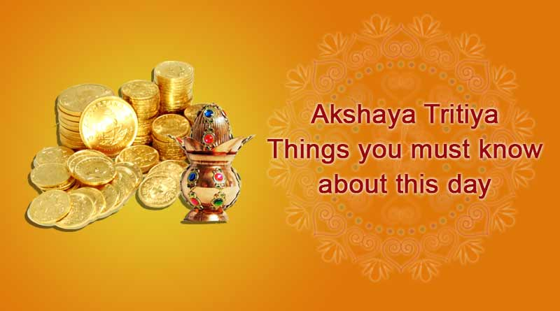 Akshaya Tritiya: Things you must know about this day