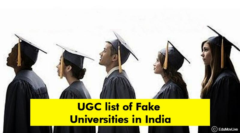 Alert for UGC list of fake Universities in India