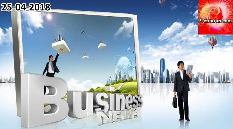 India business news headlines 25th April 2018