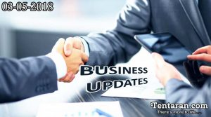 Latest India Business News Headlines 3rd May 2018
