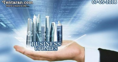 latest India business news headlines 7th May 2018