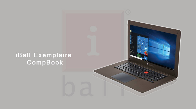 iBall Exemplaire CompBook 14 Inch