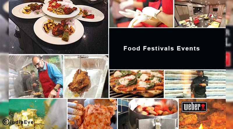 Upcoming Food Festivals Events in India